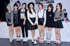 AOA at SBENU Fansign Event