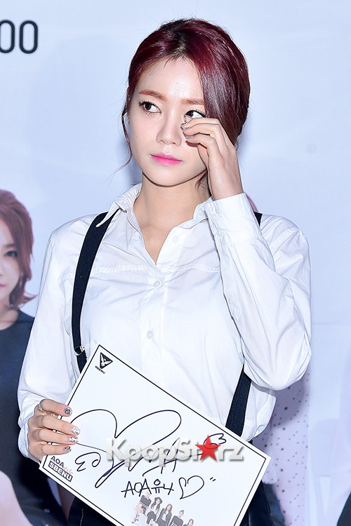 AOA at SBENU Fansign Event key=>18 count27