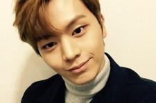 yook sungjae monday selfie