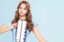laboum solbin becomes model