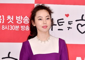 Sohee Attends a Press Conference of tvN Drama 'Heart to Heart'