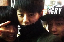 Daehyun Instagram Update