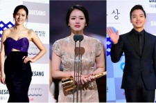 See Your Favorite Korean Stars Shine At The 35th Blue Dragon Film Awards