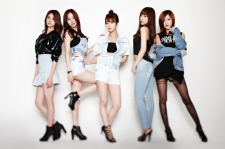 Girl group EXID