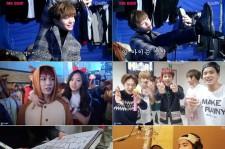 btob yook sungjae selfie skills