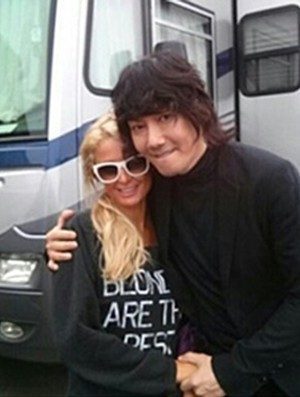 "Paris Hilton States, ""Kim Jang Hoon is Such a Nice Guy! I Love Korea!""key=>0 count1"