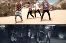 The Fooo Conspiracy has been accused of copying EXO.