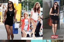 Sistar's Working Fashion Grabs Attention