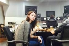 davichi kang minkyung studio picture