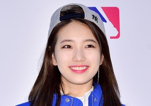 Miss A's Suzy at MLB Fansing Event