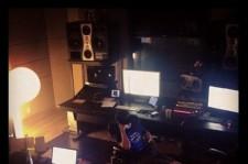 Tablo Reveals Epik HIgh's Recording Studio