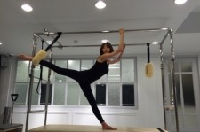 son dam bi stretching picture