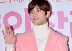 TVXQ's Max Changmin Attends a VIP Premiere of Upcoming Film 'Cat Funeral'