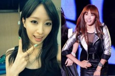 EXID Hani is f(x) Victoria's Look-Alike?