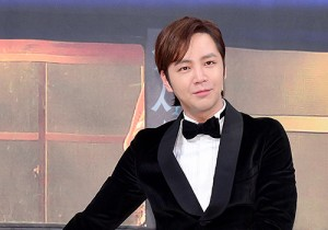 Jang Geun Suk at a Press Conference of tvN Drama 'Three Meals A Day'