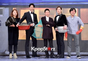 Press Conference of tvN Drama 'Three Meals A Day'