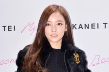 Kara's Goo Hara at KANEI TEI Launching Event