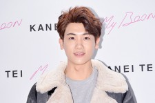 ZEA's Park Hyung Sik at KANEI TEI Launching Event