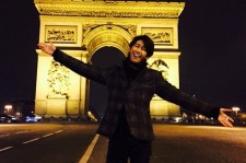 kwanghee in paris