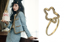 Bae Suzy in Ceci October 2014 Issue