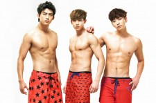 Top 5 Korean Male Stars Who Look Good In Swimsuits