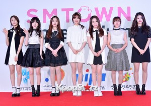 Lovelyz at SMTOWN COEX Artium Grand Opening Ceremony