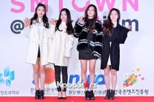 Red Velvet at SMTOWN COEX Artium Grand Opening Ceremony