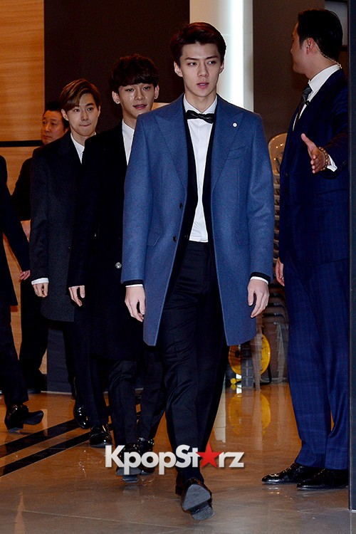 EXO at SMTOWN COEX Artium Grand Opening Ceremony key=>1 count21