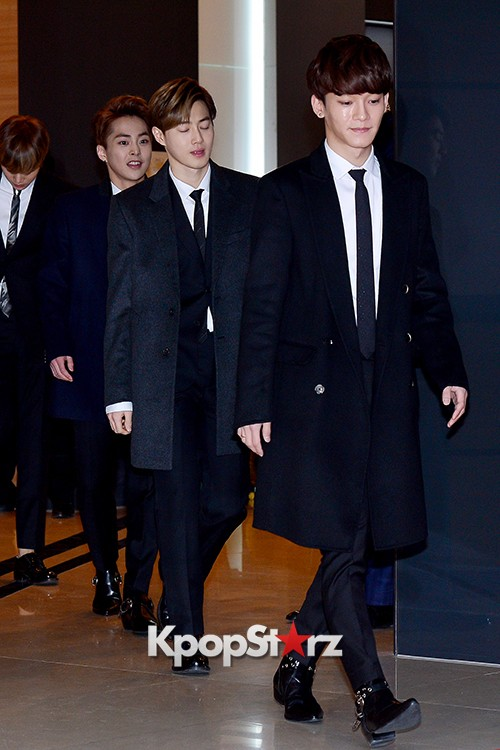EXO at SMTOWN COEX Artium Grand Opening Ceremony key=>2 count21