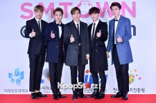 EXO at SMTOWN COEX Artium Grand Opening Ceremony