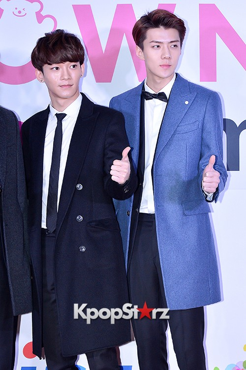 EXO at SMTOWN COEX Artium Grand Opening Ceremony key=>7 count21