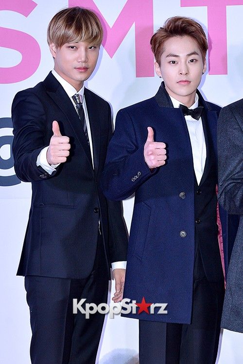 EXO at SMTOWN COEX Artium Grand Opening Ceremony key=>10 count21
