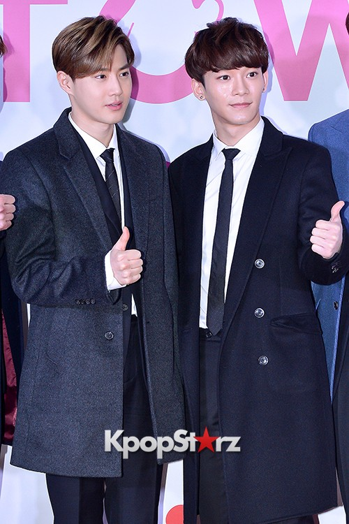 EXO at SMTOWN COEX Artium Grand Opening Ceremony key=>12 count21