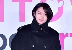 Super Junior's Kim Hee Chul at SMTOWN COEX Artium Grand Opening Ceremony