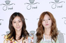 Beauty Shines Through at 'O'2nd' Brand Launching Event on August 30, 2012