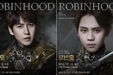 'Robin Hood' Musical Releases Rehearsal Videos Of Kyuhyun And Yoseob