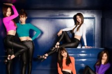 The hit song by EXID has taken over the charts and music shows.