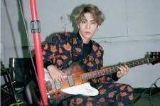 SHINee Jonghyun Dazed & Confused February 2015 Photoshoot