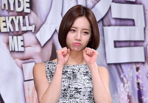 Girl's Day Hyeri at a Press Conference for SBS Drama 'Hyde Jekyll, Me'