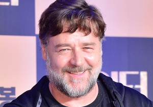 Russel Crowe Attends an Event in Seoul to Promote the New Film 'The Water Diviner'
