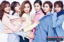 A Pink Cosmopolitan January 2015 Issue