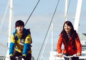 miss A Suzy and Kim Soohyun's Nature Style Photoshoot with High Cut