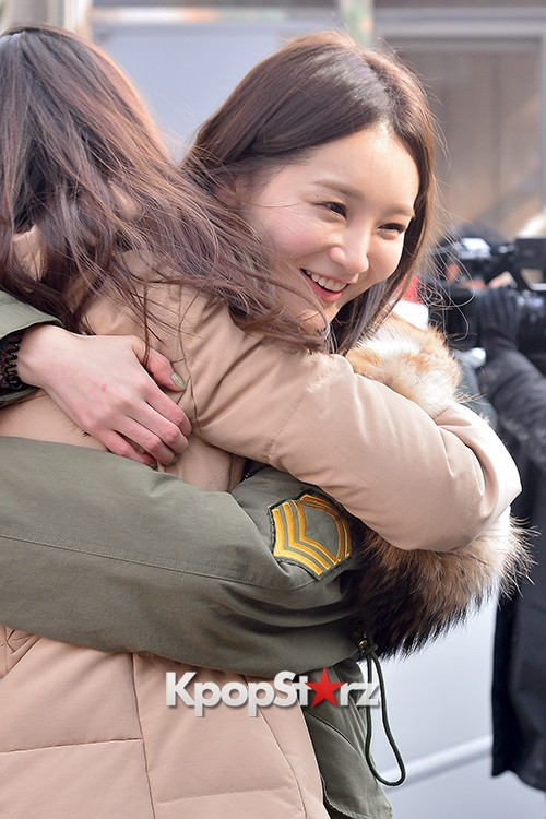 Davichi Holds a Free Hug Event at Myeongdong key=>0 count12