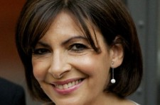 Paris Mayor Anne Hidalgo [PHOTO]