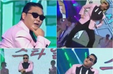 Psy's First Appearance On 'Music Core'...Even Foreigners Are Impressed 'Cheering'