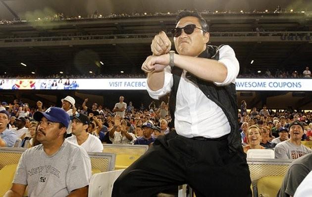 "Psy ""Gangnam Style"""