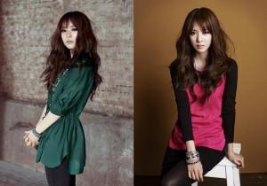 Ghost's Lee Yeon Hee's 'Joinus' Women's Suit photo shoots