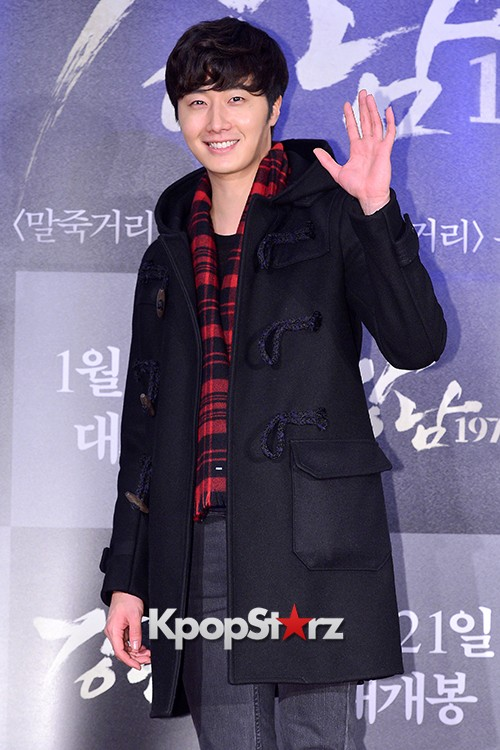 Kim Bum, Ahn Jae Hyun, Jung Il Woo and Choi Jin Hyuk Attend a VIP Premiere of Upcoming Film 'Gangnam 1970' key=>24 count43