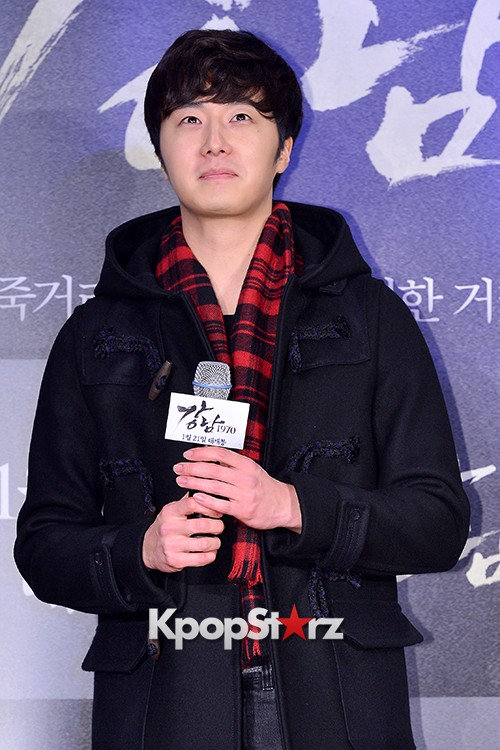 Kim Bum, Ahn Jae Hyun, Jung Il Woo and Choi Jin Hyuk Attend a VIP Premiere of Upcoming Film 'Gangnam 1970' key=>27 count43