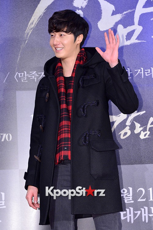 Kim Bum, Ahn Jae Hyun, Jung Il Woo and Choi Jin Hyuk Attend a VIP Premiere of Upcoming Film 'Gangnam 1970' key=>28 count43